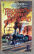 Around the World in Eighty Days, english, polovna