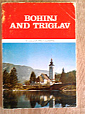Bohinj and Triglav, english, polovna