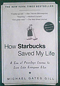 The Starbucks Saved My Life, english, polovna